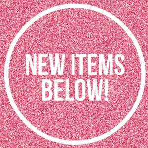 Other - All newly added items!